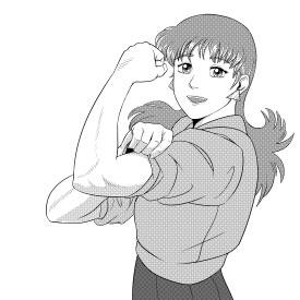 Nasti Yagyu We Can Do It